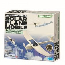 Набор для творчества Самолет на солнечной батарее