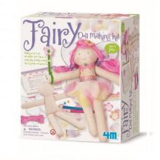 Набор для творчества Кукла-фея