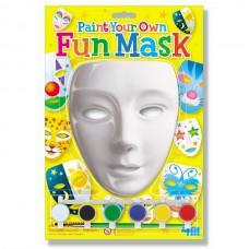 Набор для творчества Разрисуй маску