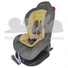 Детское автокресло 1-2 Smart Sport Isofix серый-оливковый