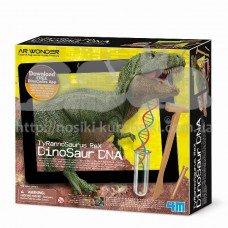 Набор для творчества ДНК динозавра Тираннозавр
