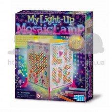 Набор для творчества Лампа-мозаика