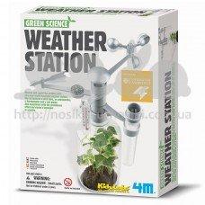 Набор для творчества Метеостанция с парниковым эффектом