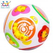 Игрушка развивающая Счастливый мячик