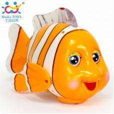 Игрушка развивающая Рыбка клоун