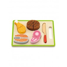 Игрушка развивающая деревянная Пикник