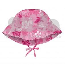 Солнцезащитная панамка I Play Pink Hawaiian Turtle 9-18 мес
