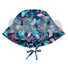 Солнцезащитная панамка I Play Navy Flamingos 2-4 года