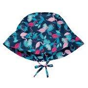 Солнцезащитная панамка I Play Navy Flamingos 9-18 мес