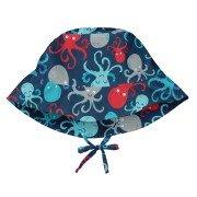 Солнцезащитная панамка I Play Navy Octopus 2-4 года