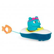 Игрушка для ванной Battat Бегемотик Плюх LB1711Z