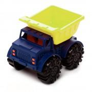 Машинка для игры с песком Battat Мини самосвал лайм-океан BX1418Z