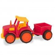 Игрушка первая машинка Battat трактор VE1018Z