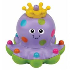 Игрушка для купания Осьминог фонтан