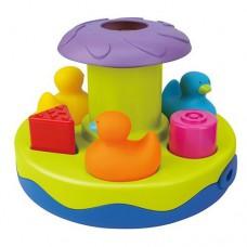 Игрушка для ванной Водная карусель