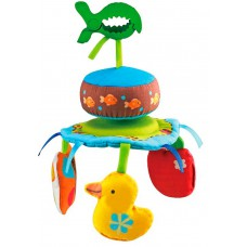 Игрушка мобиль на коляску 3 подвески