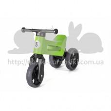 Беговел Funny Wheels Riders Sport зеленый