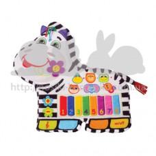 Музыкальная игрушка для новорожденного Фру-Фру