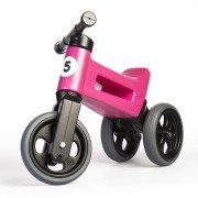Беговел Funny Wheels Riders Sport розовый