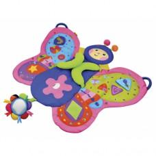 Игровой коврик детский Бабочка Ksk kids