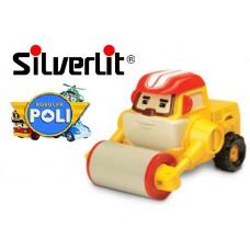 Машинка Макс каток Robocar Poli Silverlit
