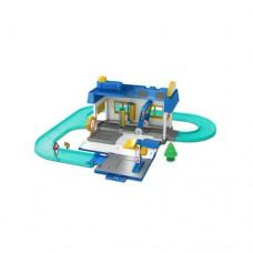 Игровой набор Мойка Robocar Poli с фигуркой