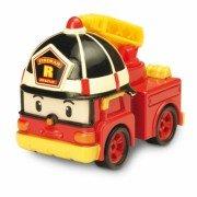 Машинка Рой пожарная машинка 6 см Robocar Poli