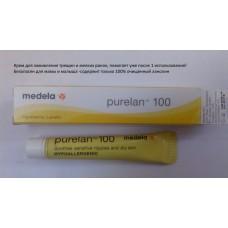 Крем для груди Purelan Medela 100 объем 7гр