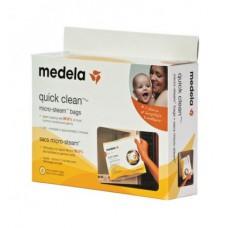 Пакеты для паровой стерилизации бутылочек Medela