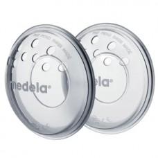 Накладки защитные на грудь при ГВ вентилируемые 2 шт