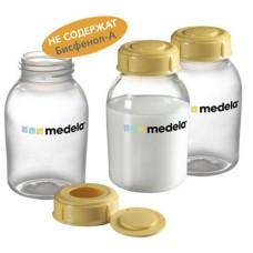 Бутылочки для грудного молока Breastmilk bottles Medela