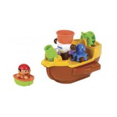 Игрушка в ванную Пиратский корабль