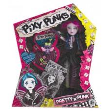 Кукла Pixy Punks 27 см с браслетом для девочки