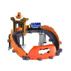 Игровой набор Каменный путь с паровозиком Брюстером на батарейках