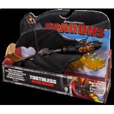 Беззубик с огнями 32 см с механической функцией Как приручить дракона