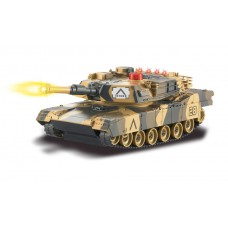 Танковый бой с системой инфракрасного наведения