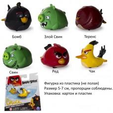Птичка на колесиках Angry Birds