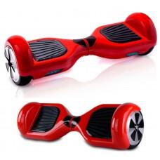 Ховерборд Smart balance для взрослых колеса 17 см с сумкой красный