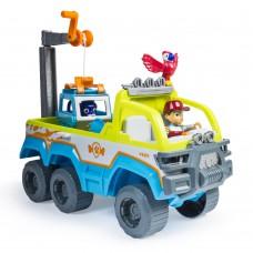 Машинка Спасательный джип серия Джунгли