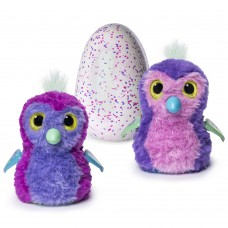 Интерактивная игрушка Гламурный Пингви в яйце