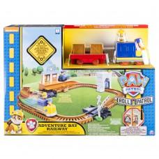 Игровой набор с моторизованным паровозиком Приключения на железной дороге