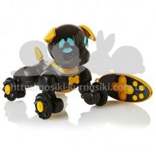 Интерактивный щенок Чип WowWee mini черный
