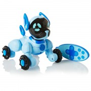 Интерактивный щенок Чип WowWee mini синий