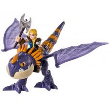 Игрушка Астрид и Громгильда фиолетовый цвет