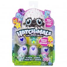 Коллекционная фигурка Hatchimals в яйце 4 шт