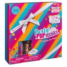 Игровой набор Подарок сюрприз Party Popteenies