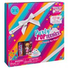 Игровой набор Подарок сюрприз 2 Party Popteenies