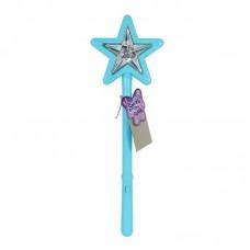 Волшебная палочка Sparkle Girls свет звук голубая