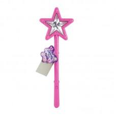 Волшебная палочка Sparkle Girls свет звук розовая
