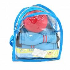 Мини-боулинг в сумке, 6 кеглей, Safsof